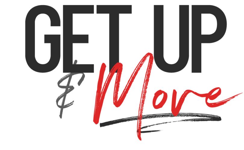get up and move logo
